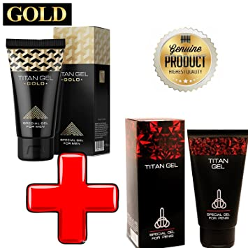 amazon com titan gel titan gel gold mix pack 2x50ml original