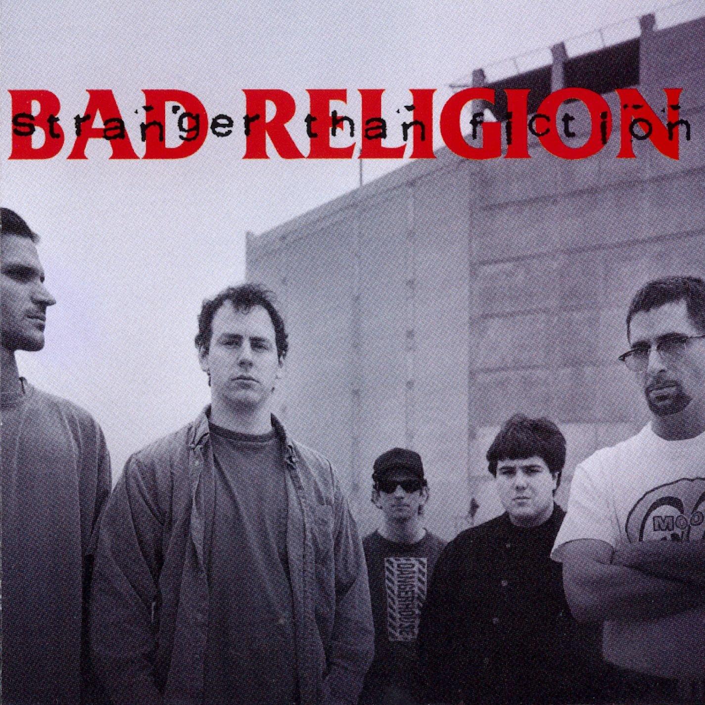 Stranger Than Fiction: Bad Religion: Amazon.es: Música
