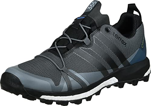 newest 327f4 6b243 adidas® Terrex Agravic GTX trailru nning Scarpe, Bianco Blu Navy, 12