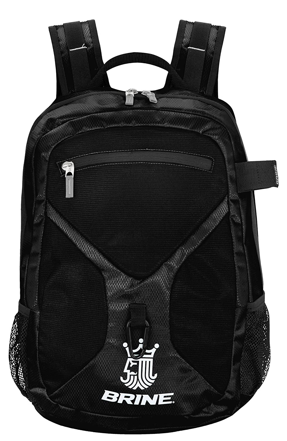 Brine Blueprint Backpack Custom (Black) Brine-Warrior Lacrosse CSBGBLP5
