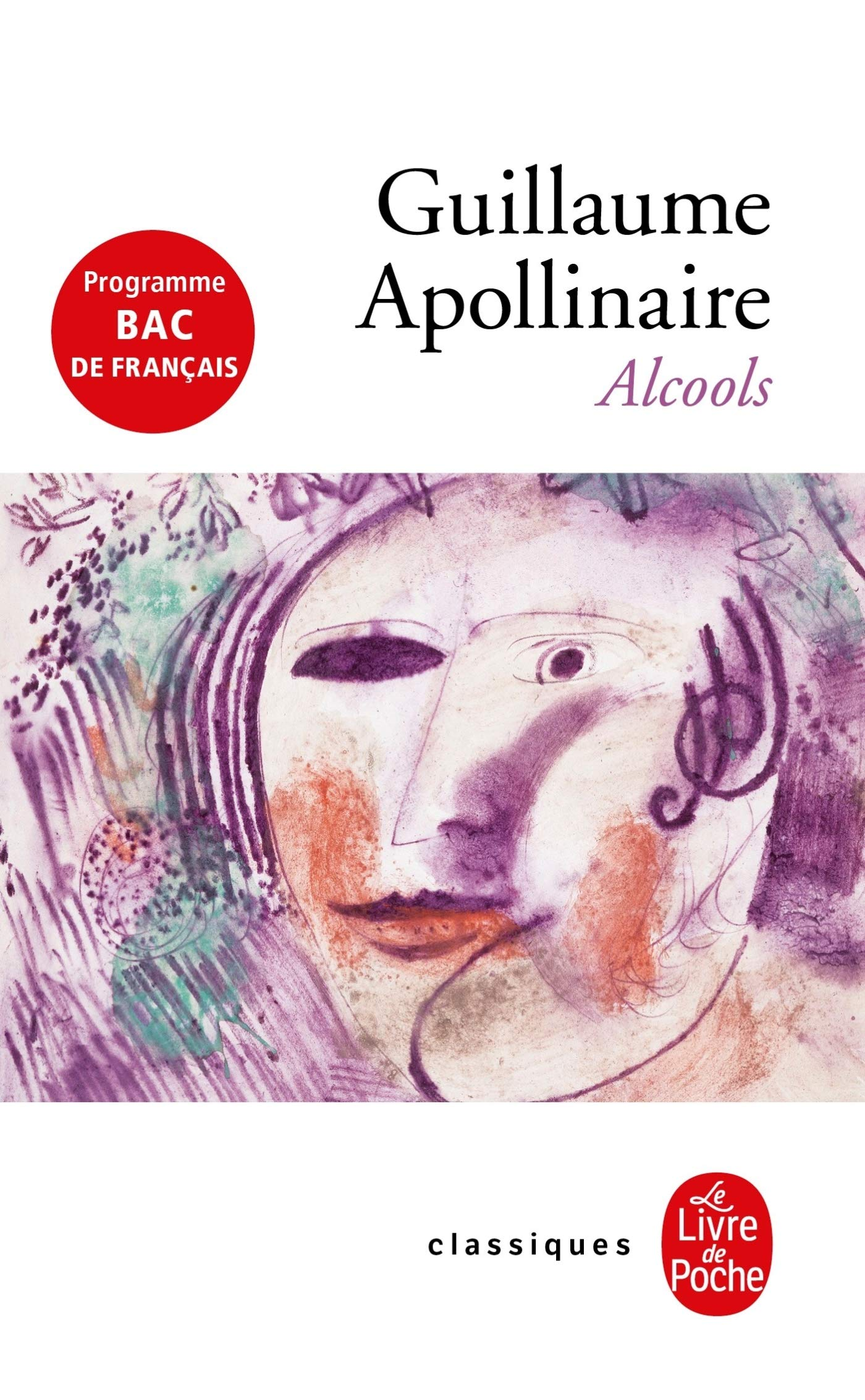 Alcools French Edition G Apollinaire 9782253089025