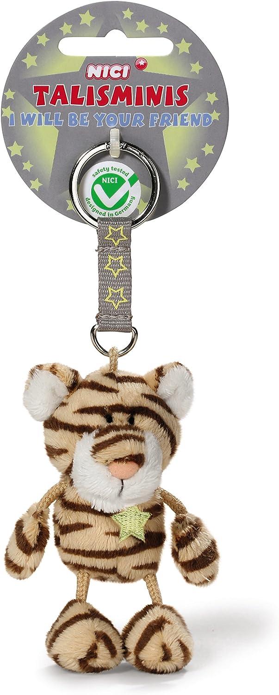 Nici 37390 Tiger Talisminis I Will Be Your Friend 8 Cm Bean Bag Schlüsselanhänger Spielzeug
