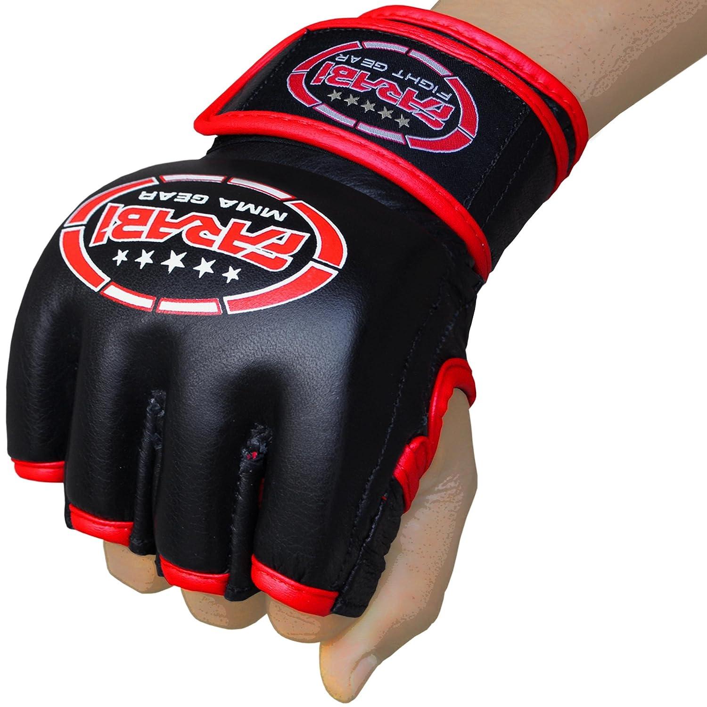 Amazon.com   Farabi MMA Gloves c0e8606f0aa98