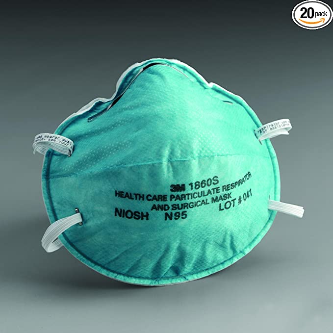 And Health Amazon Surgical Particulate N95 com Respirator Care