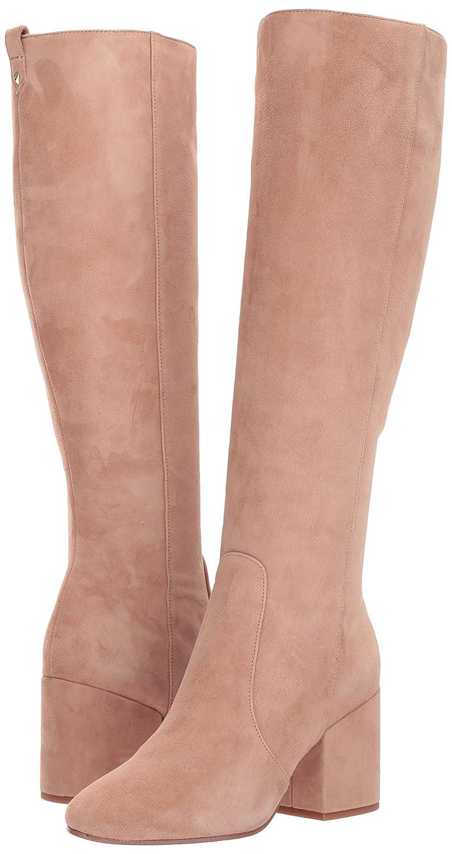 Sam Edelman Boot Women's Thora Knee High Boot Edelman B06XJ2FM73 5.5 B(M) US|Oatmeal Suede d3bf49
