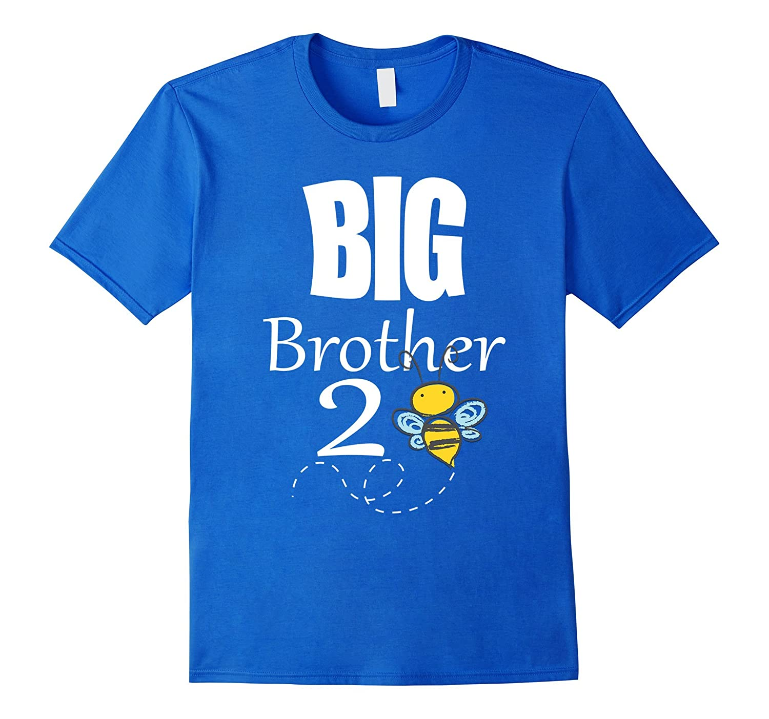 Big Brother to Be Baby Announcement Gender Reveal T-Shirt