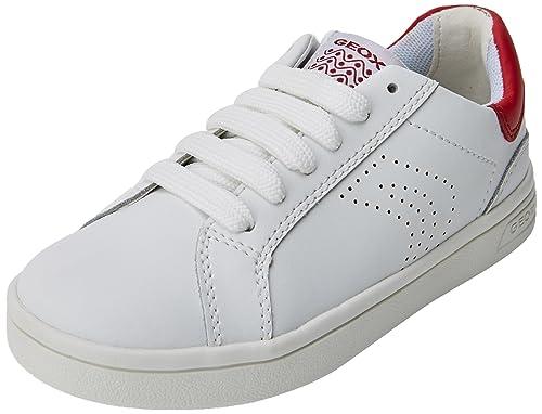 Geox J Djrock C, Sneakers Basses garçon: