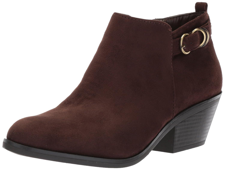 LifeStride Women's Kam Ankle Boot B075FVS224 7.5 B(M) US|Dark Brown