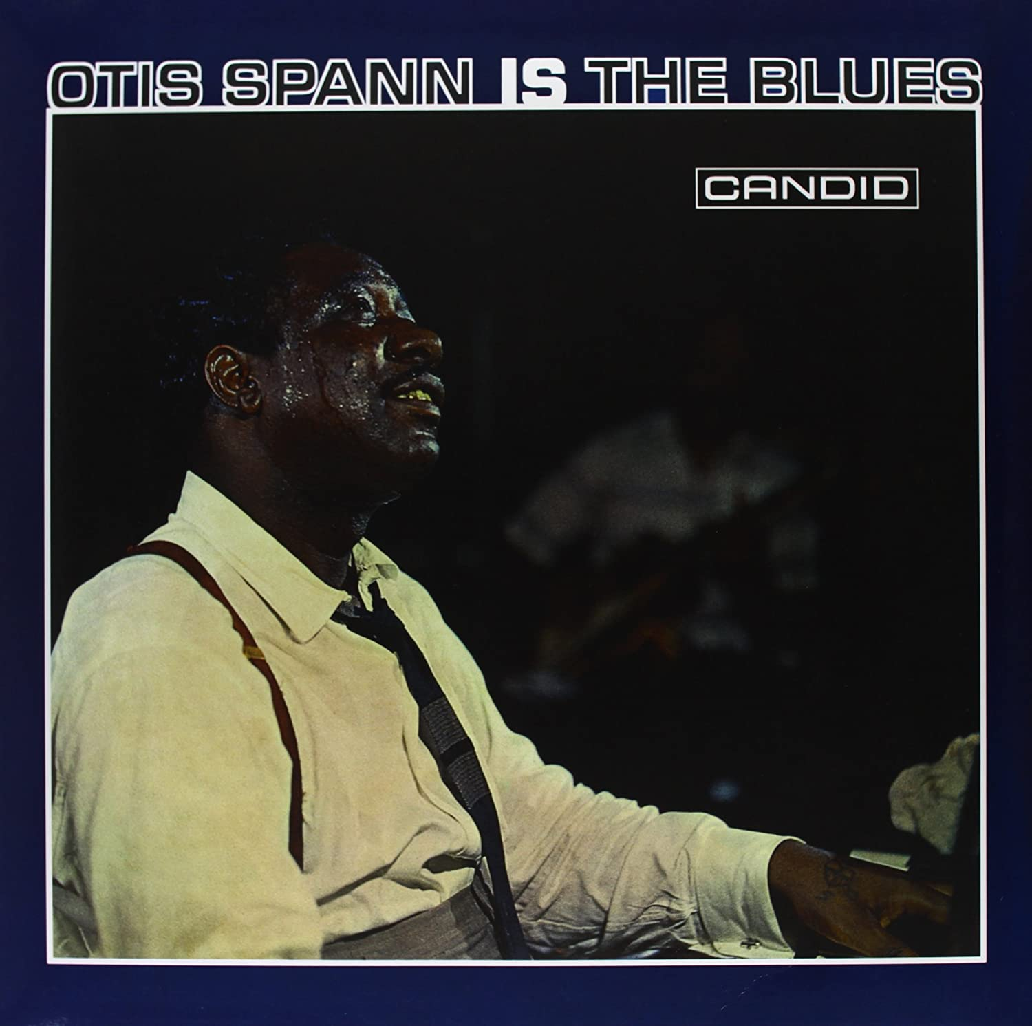 Otis Spann Is the Blues [Vinyl]