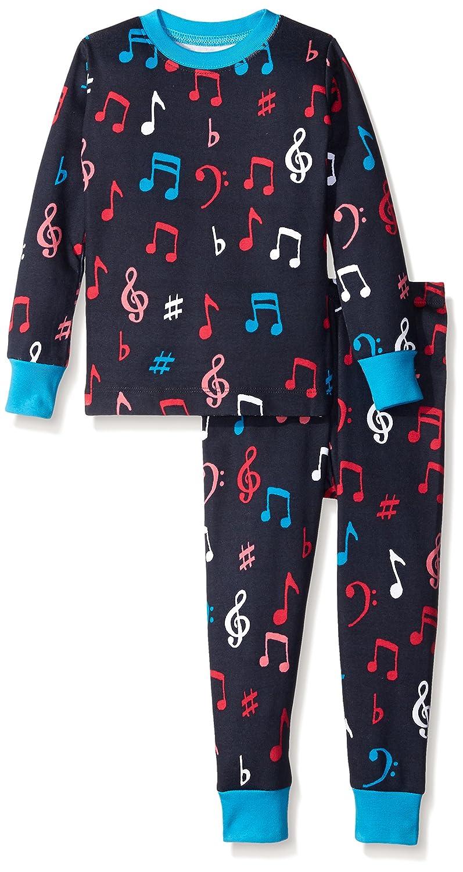 Little Blue House by Hatley Girls Heart /& Horses Pyjama Set