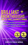 Brilliant Breakthroughs For The Small Business Owner Vol. 4: Fresh Perspectives on Profitability, People, Productivity…