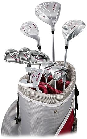 nextt femaleafs 14 LRH Juego de palos de golf con bolsa de ...