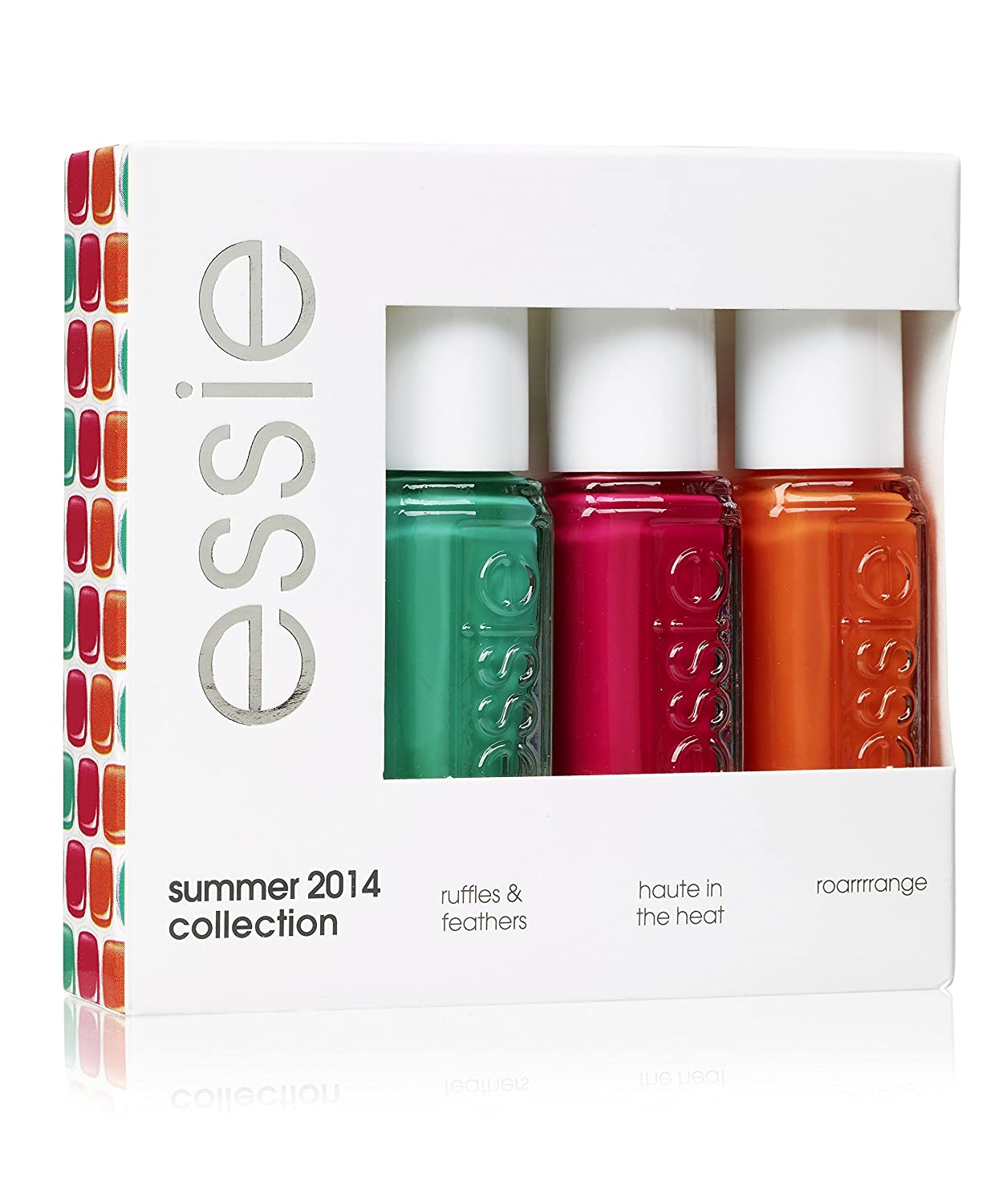 Essie Winter mini Kit Nagellack, 1er Pack (1 x 15 ml) 3600531297558