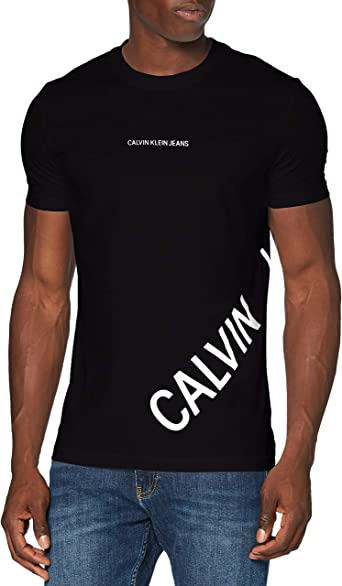 Comprar Calvin Klein Stretch Logo Fashion SS tee Camisa para Hombre Talla L