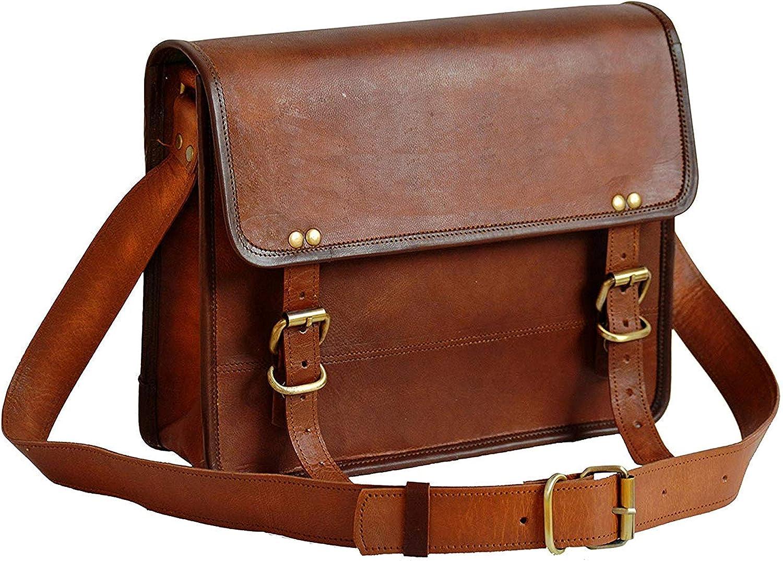 New Ladies Office School Faux Leather Briefcase Satchel Shoulder Bag Handbag