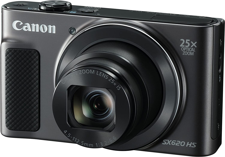 Canon PowerShot SX620 HS - Cámara digital compacta de 20,2 Mp ...