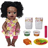 Baby Alive Super Snacks Snackin' Sara African American