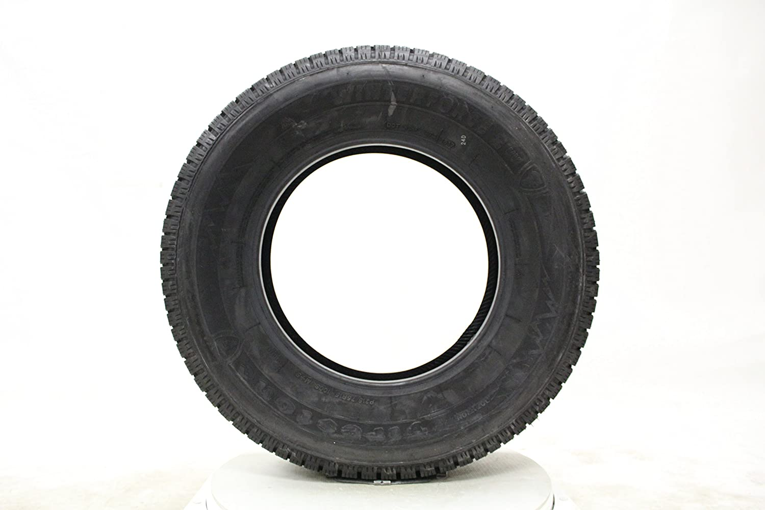 Firestone Winterforce 2 UV Studable-Winter Radial Tire 235//65R17 104S