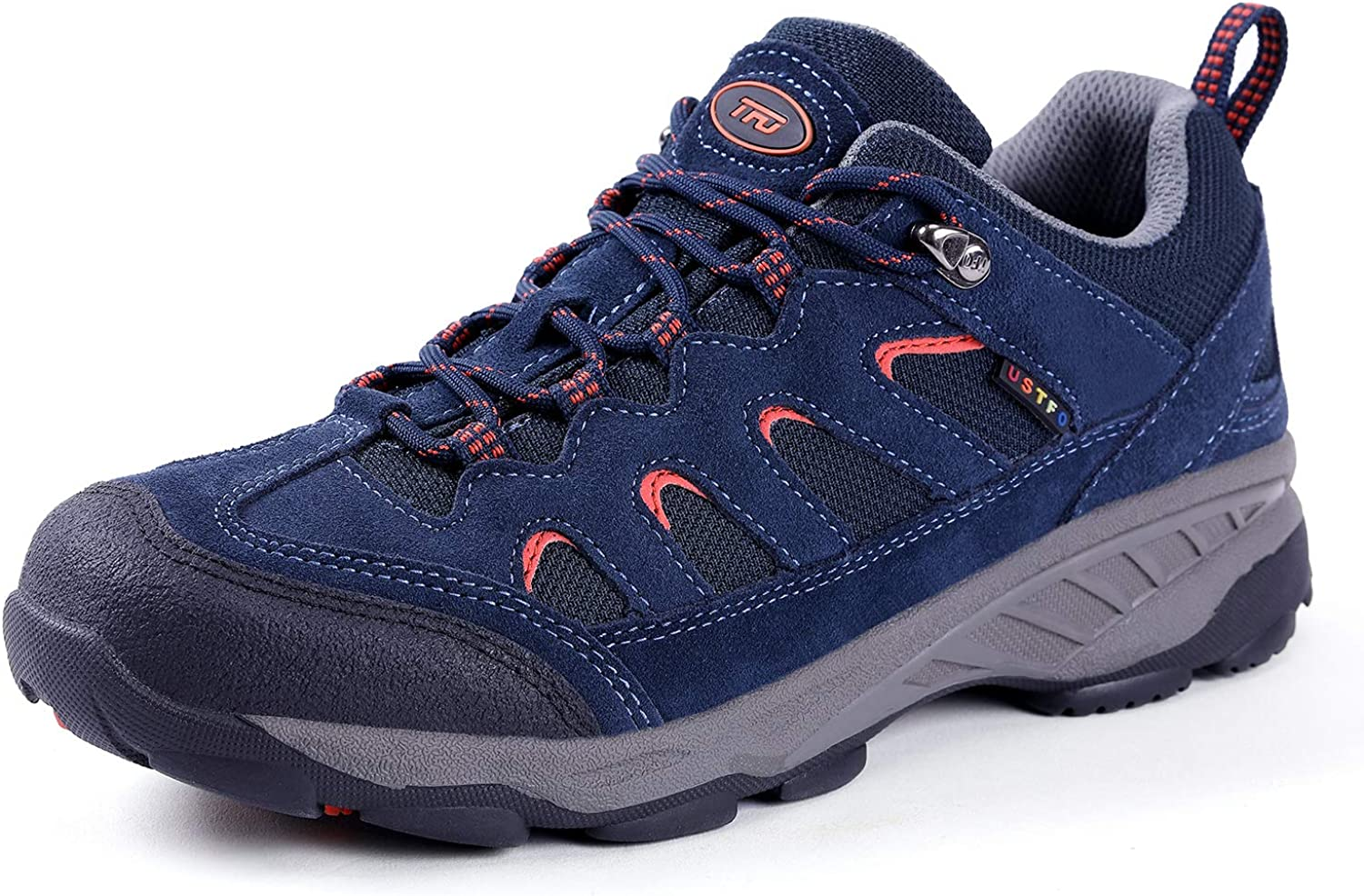 TFO Men's Outdoor Hiking Shoe Non-Slip Breathable Backpacking Camping Running Athletic Trekking Shoe