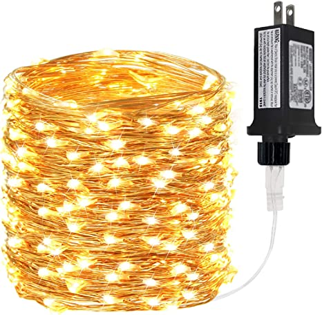 LED Fairy Light Twinkle Light Copper Wire Christmas Decoration String Light