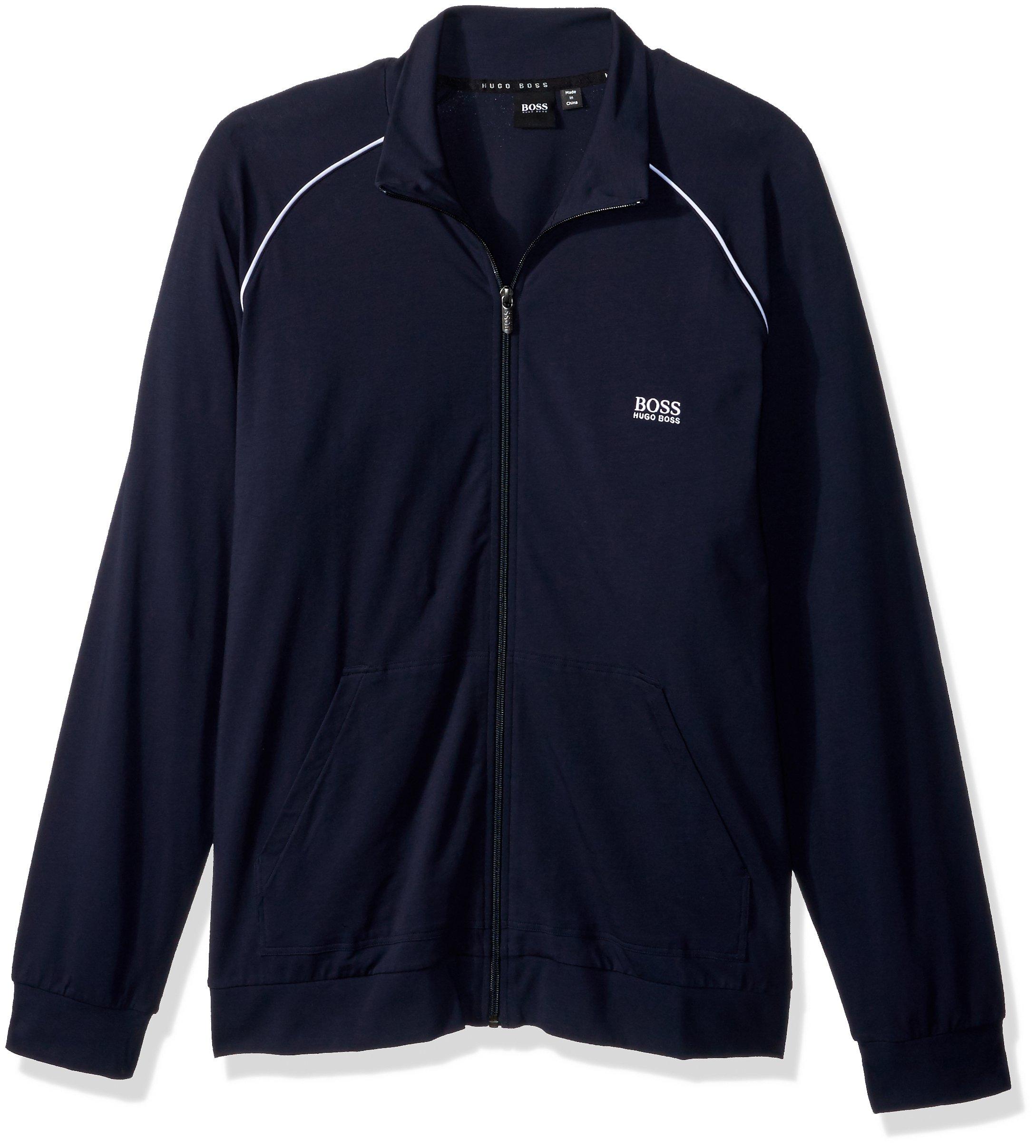 Hugo Boss BOSS Men's Mix&Match Jacket Z 10143871 01, Open Blue, S