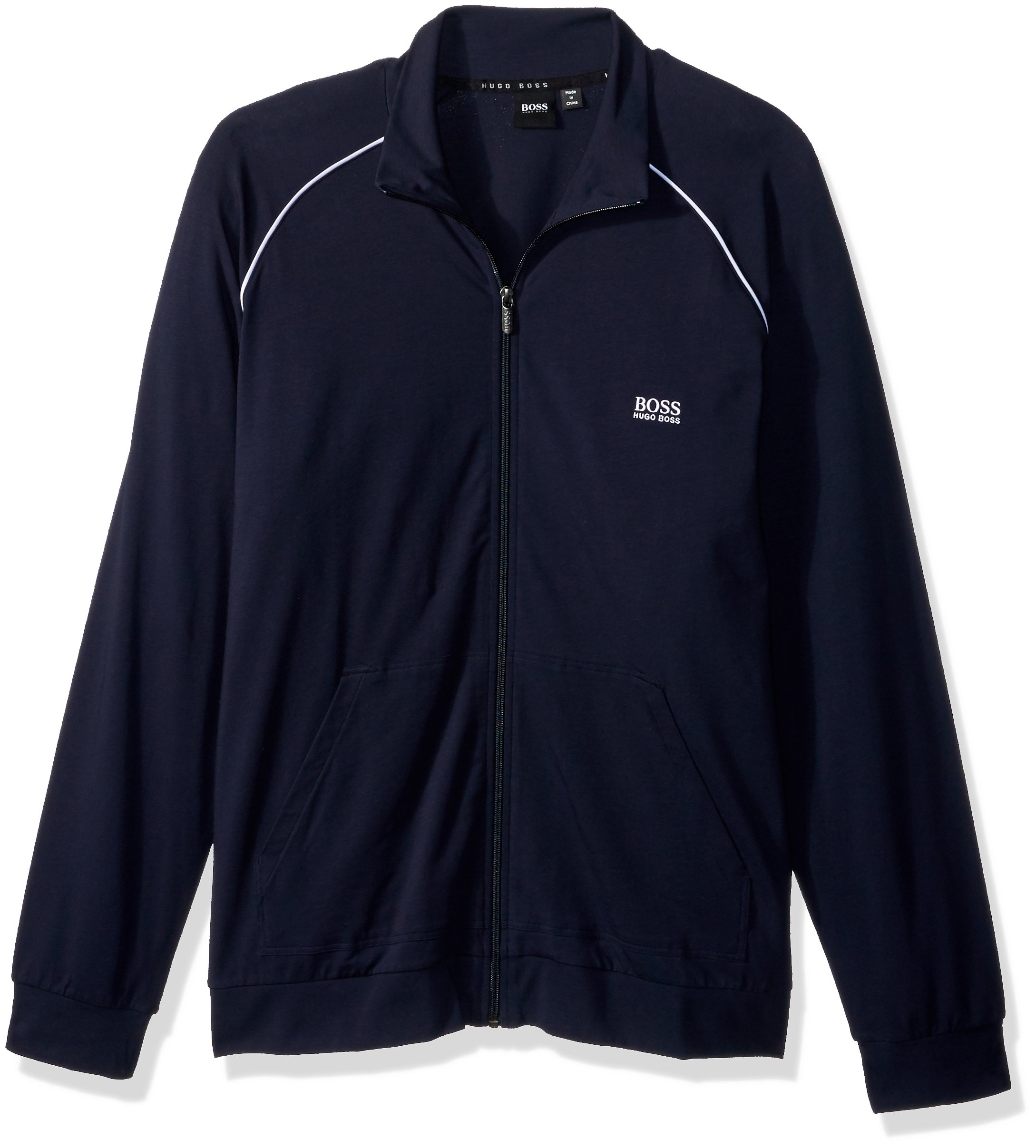 Hugo Boss Boss Men's Mix&Match Jacket Z 10143871 01, Open Blue, L by Hugo Boss