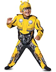Bumblebee Muscle Toddler 3t-4t