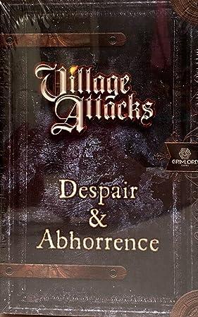 Last Level- Village Attackcs desesperacion y desprecio Castellano, Multicolor (BGVA-DAA)