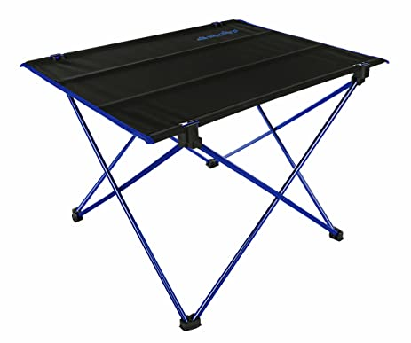 Portable Folding Picnic Table In A Bag  Collapsible Lightweight Travel  Beach Table With Commuter ToteBag