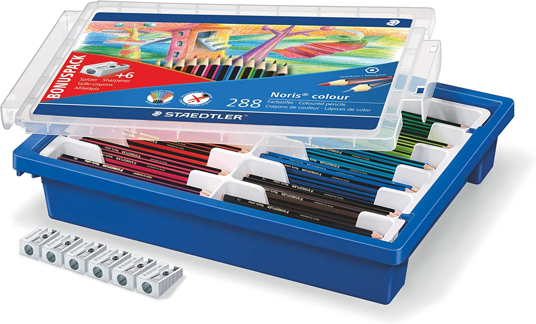 STAEDTLER 185 G288 - Pack de 288 lápices: Amazon.es: Oficina y papelería
