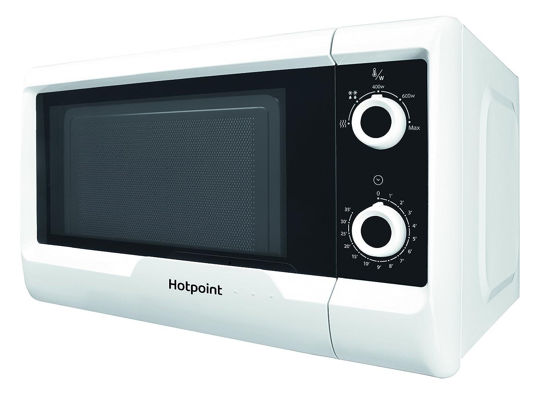 Microondas Hotpoint Myline MWH 2011 MW0 - Blanco: Amazon.es: Hogar
