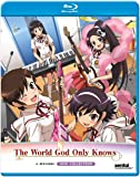 The World God Only Knows (OVA Collection) [Blu-ray]