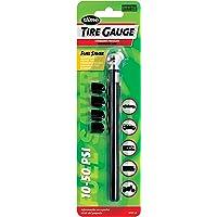 Slime 1023-A Calibrador de neumáticos con lápiz, 10-50 PSI