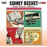 Four Classic Albums (Favourites (Favorites)/ Sidney Bechet - Claude Luter Vol 1 / Sidney Bechet - Claude Luter Vol 2 / Souvenirs)