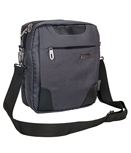 05a52acd8e5020 Buy Killer Traviti Casual Travel Sling Bag - Premium quality Shoulder Messenger  Bag for Men - Grey Online at Low Prices in India - Amazon.in