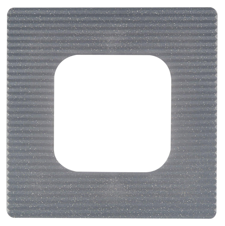 Kopp 342220085 Dekorrahmen 1-fach, stahl-farben: Amazon.de: Baumarkt