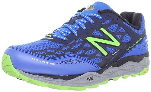 New Balance MT1210 - Zapatillas de correr de material sintético hombre, Bg Blue/Green 5, 40: Amazon.es: Zapatos y complementos