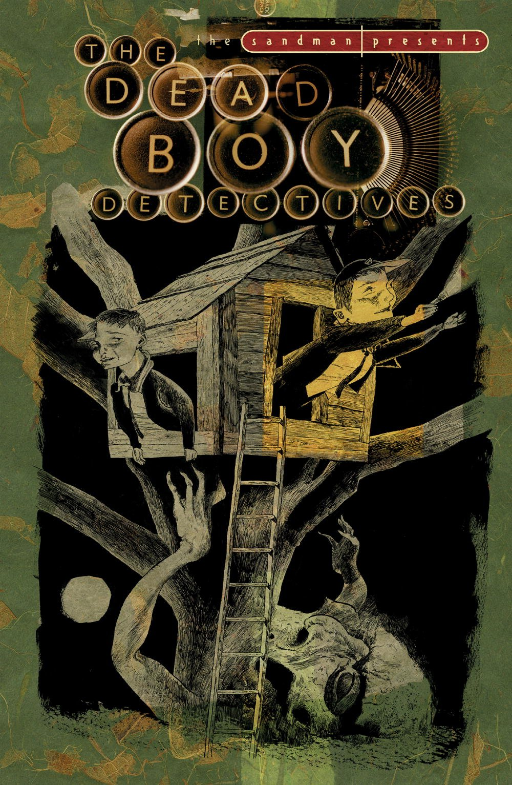 Download Sandman Presents: Dead Boy Detectives pdf epub