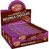 Enjoy Life Gluten-Free, Dairy-Free Ricemilk Chocolate Boom Choco Boom Bars, 1.12 oz (Pack of 24) (Boom Choco Boom, 1.12 oz (Pack of 24))