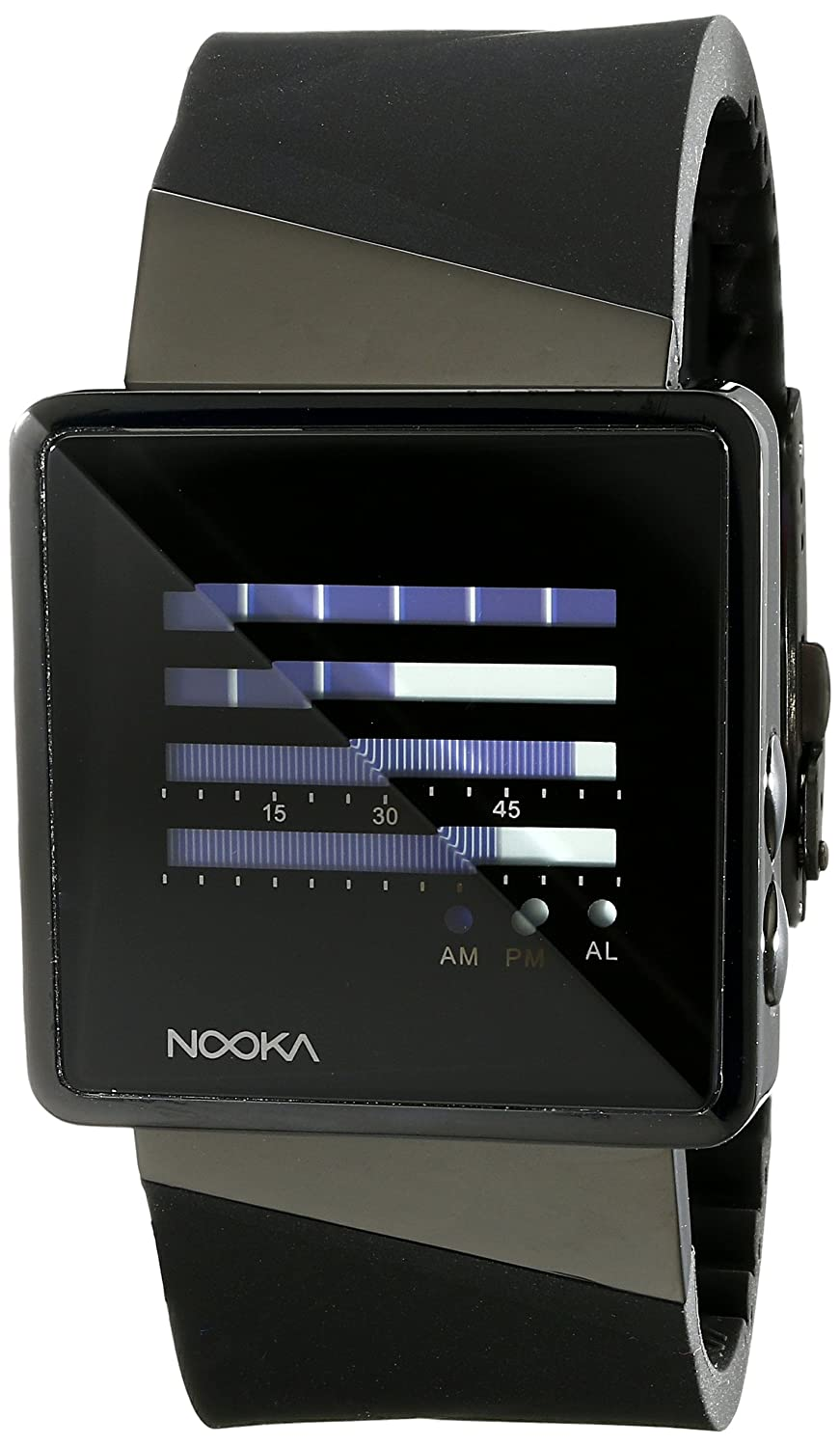 Nooka Zizm Zenh Night Watch - Black