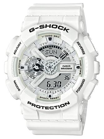 cb55c55154988  カシオ CASIO 腕時計 G-SHOCK ジーショック マリンホワイト GA-110MW-