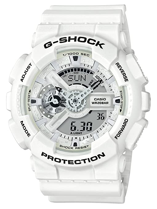 [ã«ã·ãª]CASIO èæè¨ G-SHOCK ã¸ã¼ã·ã§ã㯠ããªã³ãã¯ã¤ã GA-110MW-7AJF ã¡ã³ãº