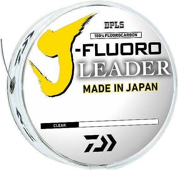 Daiwa J-Fluoro Samurai FC Fluorocarbon Line 1000yd Spool