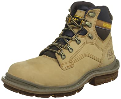 Caterpillar Men s Generator 6 Boots  Amazon.co.uk  Shoes   Bags ce0d916daeb