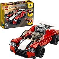 LEGO Kit de construcción Creator 3en1 31100 Auto Deportivo (134 Piezas)