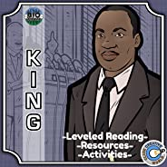 Bio Sphere - Martin Luther King Jr. - Reading, Slides & Activi