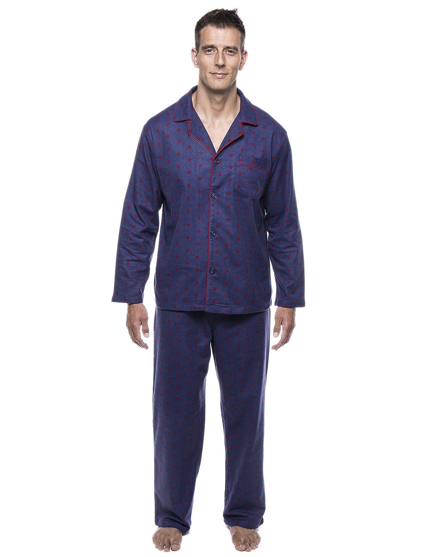 Twin Boat Men's 100% Cotton Flannel Pajama Set twb_mn_fln_pjSet
