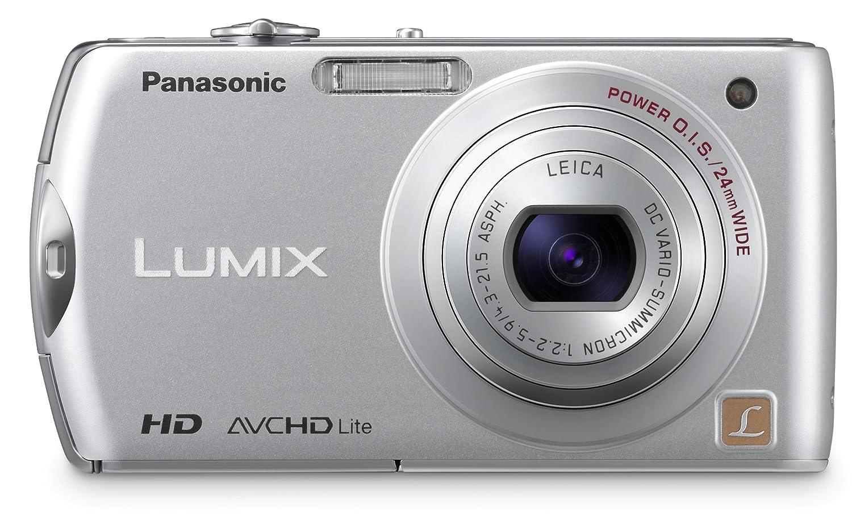 Panasonic dmc-fx75s 14.1 MPデジタルカメラwith 5 x光学イメージStabilizedズームwith 3インチLCD (シルバー)   B003O86FXQ