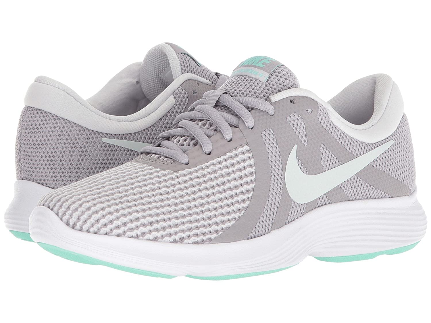 premium selection 52cb0 38745 Amazon.com   Nike WMNS Revolution 4 Womens 908999-007 Size 11   Road Running