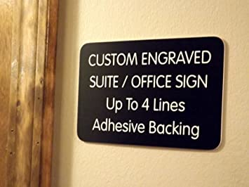 Parts Dept  Sign Brushed Aluminium Wall Door Plaque Office Business